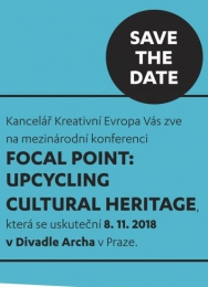 Konference | Focal Point: Upcycling Cultural Heritage